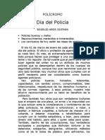 DÍA DEL POLICÍA