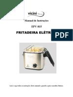 Manual Fritadeira