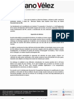 05-12-11 Punto de acuerdo para retirar el retén de Querobabi presentado por Cano Vélez