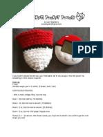 Poke Walker Pocket Pattern