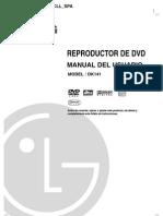DVD LG