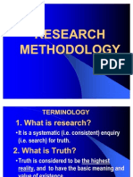 Research Methodology Power Poin Nov 2011 Sem 1