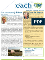 Outreach Newsletter Winter 2012