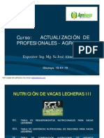 Nutricion Vacaslecheras III