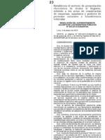 Resolución Nº 005-2012-SUNARP/SA