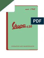Manual Vespa