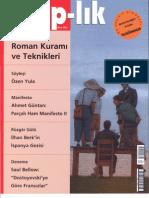 Ahmet Bozkurt, Uyku Eşiği, Kitap-lık, Ekim 2005, sayı 87