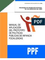 Manual PP Infancia