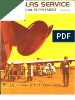 DC9-50 Fuel Conservation