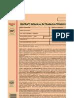 Contrato Individual de Trabajo a Termino Indefinido1001k