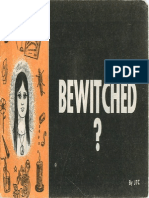 Chick Tract - Bewitched
