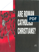 Chick Tract - Are Roman Catholics Christian?