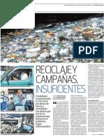 El plástico ahoga al golfo de Fonseca III