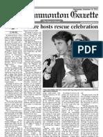 Reprints Dog Rescue
