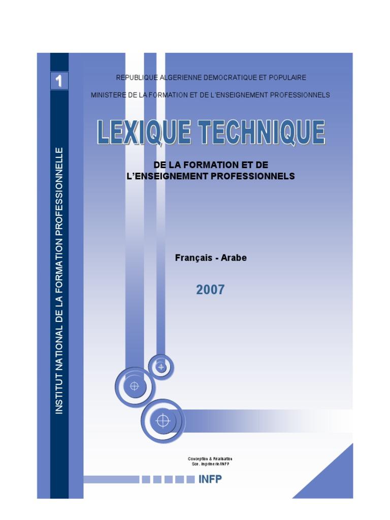 46202f2f3928c Lexique Technique FP