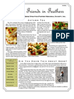 GSP Newsletter Fall 2011