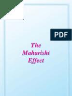 Maharishi Effect