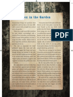 Sex in the Garden, An Excerpt from Slow Gardening