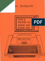 Die Fundgrube - Tips & Tricks für ATARI 400 und ATARI 800