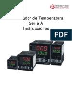 Delta DTA - Controlador de Temperatura - Instrucciones