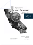 2012-13 Proposed Budget
