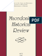 Stoica Lascu. - Some Considerations in the Romanian Press regarding the situation and the future of Macedonia (1900-1903)