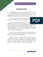 MONO DE INTERNACIONAL PUBLICO -EXTRADICCIÓN