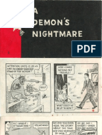 Chick Tract - A Demon's Nightmare