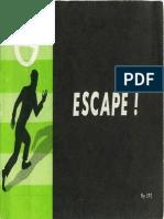 Chick Tract - Escape!