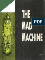 Chick Tract - The Mad Machine