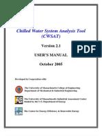 User Manual (CWSAT21)