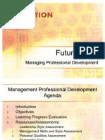 Management Professional Development