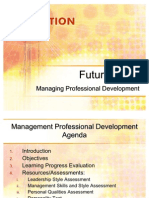 Management Professional Development