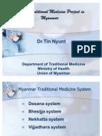 Traditional Medicine Handbook Project, JICA