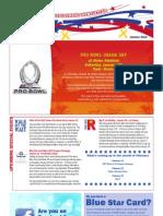 Blue Star Card Newsletter January 2012