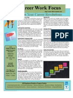 Employment Readiness Newsletter January 12
