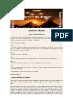 MARINO DE ARMAS - LOS MONJES ALBAÑILES