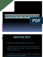 GEODEMOGRAFIA