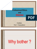 2012Jan06 - Professional Ethics and Dilemmas - [Please download and view to appreciate better the animation aspects ]