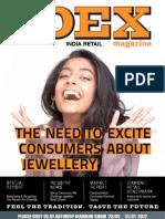IDEX India Retail January 2012