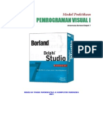 Modul Praktikum Visual 1 2011