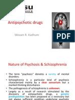 Neuroleptics Medicine
