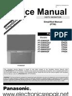 Panasonic PT-53WX42F Service Repair Manual_ep824