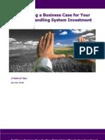 POV - Building a Better Business Case