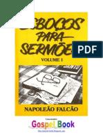 Esboços Para Sermões Vol. 1 - Napoleão Falcão