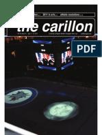 The Carillon - Vol. 54, Issue 15