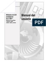 Manual Modanalog