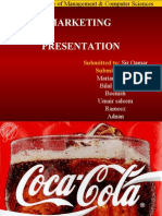 coca cola brief analysis