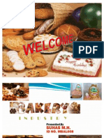Bakery Industry PPT