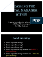 Unleashing the Magical Manager Within